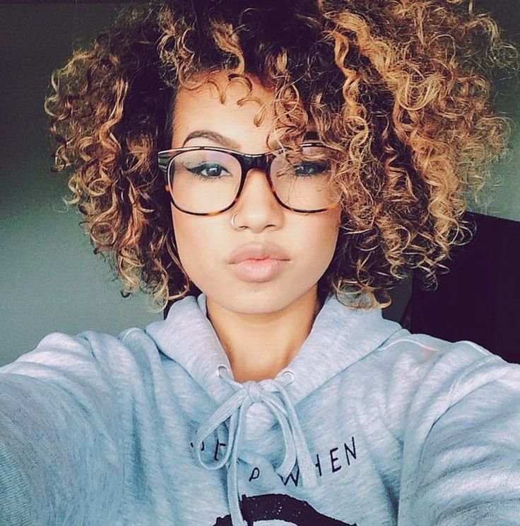 New Ombre Hair Coloring Ideas For Natural Hair Curly Hair Ideas With Pictures