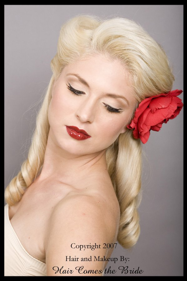 New 1940S Pin Up Hairstyles Ideas With Pictures - December ...