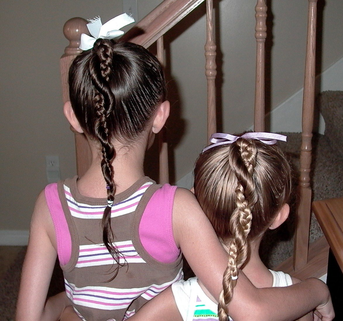 New 2010 Haircuts Style Little Girl S Hairstyles Easy Twist Ideas With Pictures