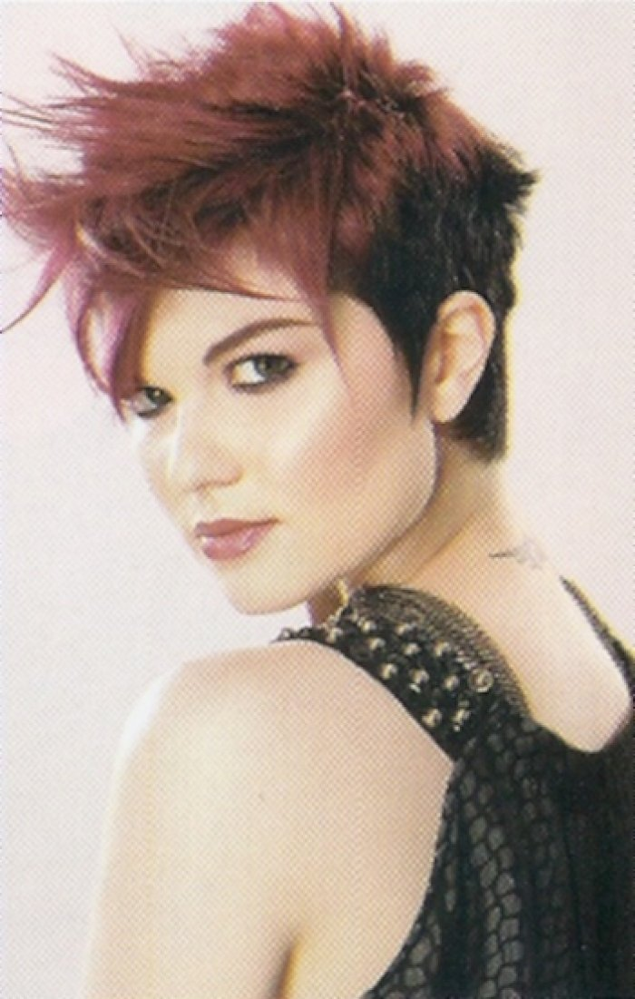 New Style Up Short Edgy Hairstyles New 2013 Ideas With Pictures