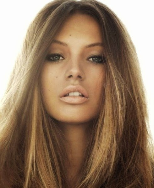 New Best Hair Color For Brown Eyes And Olive Skin Jpg 490×600 Ideas With Pictures