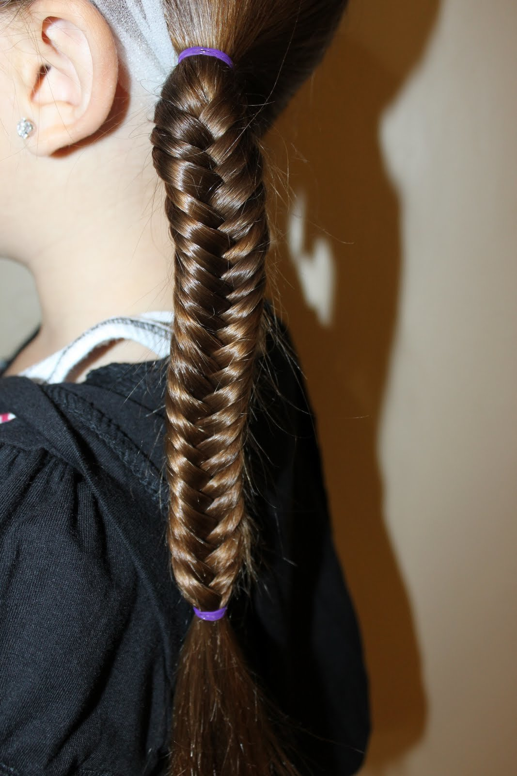 New Hairstyles For Girls The Wright Hair Fishtail Braids Ideas With Pictures