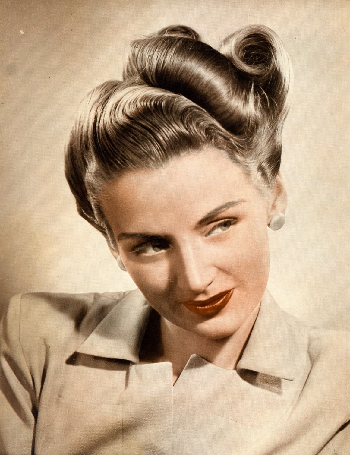 New Beauty Is A Thing Of The Past Be Exact In Building Pin Curls Ideas With Pictures