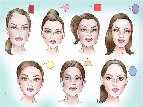 New Best Hairstyle According To Face Shape Female Fashion Exprez Ideas With Pictures