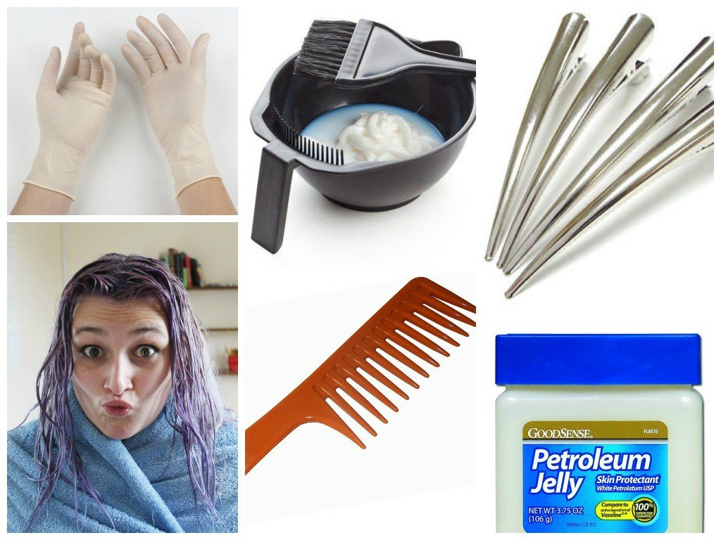 New How To Dye Your Hair At Home Hair World Magazine Ideas With Pictures