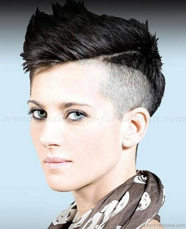 New 70 Adorable Short Undercut Hairstyle For Girls Ideas With Pictures