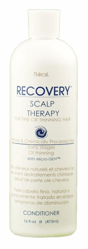 New Nairobi Recovery Scalp Therapy Conditioner 16Oz Ensley Ideas With Pictures