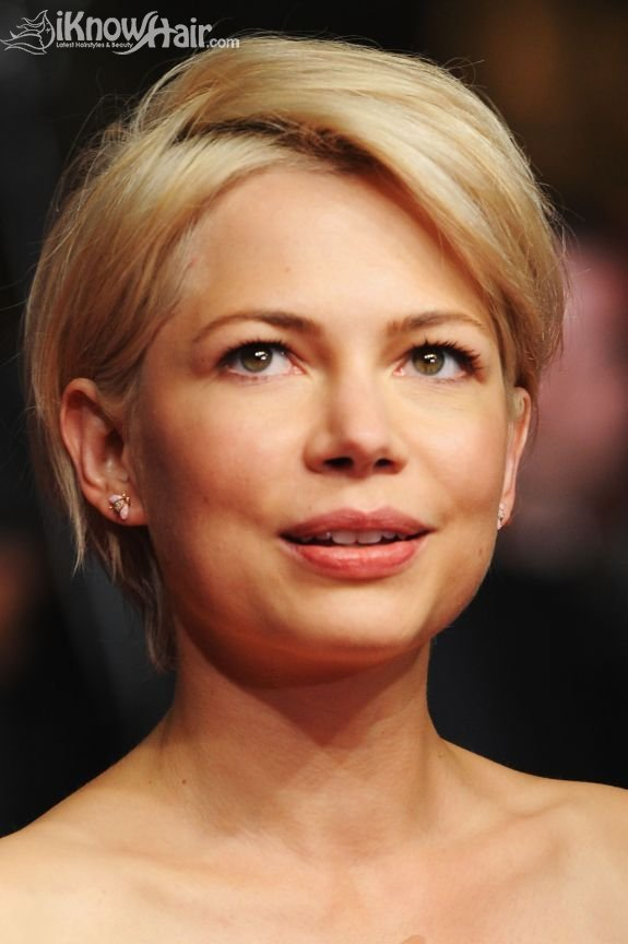 New Michelle Williams Hair Michelle Williams Haircut 2012 Ideas With Pictures