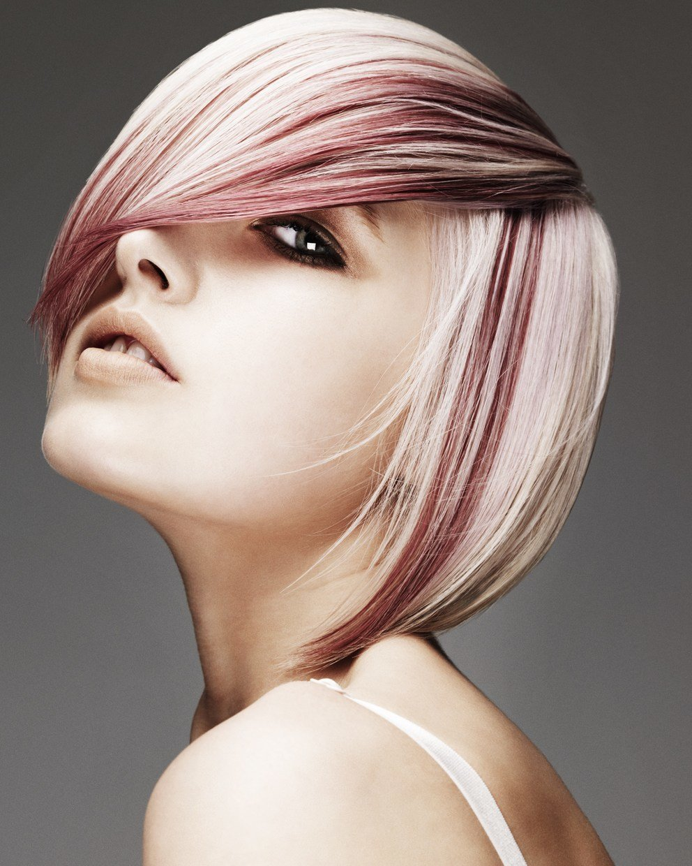 New Two Tone Hair Color Ideas Ideas With Pictures
