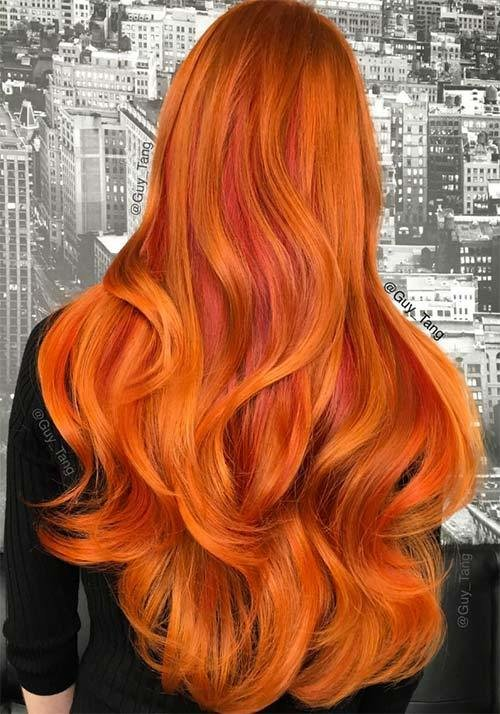 New 100 Badass Red Hair Colors Auburn Cherry Copper Ideas With Pictures