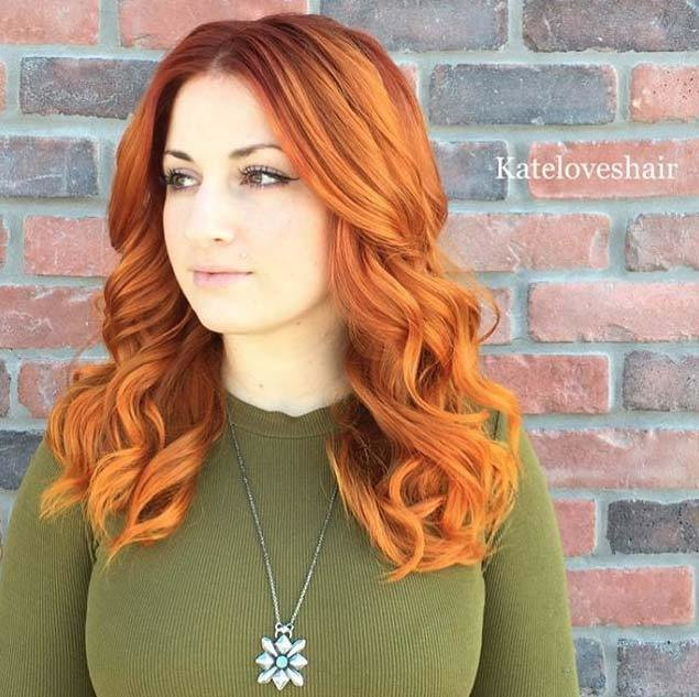 New 50 Copper Hair Color Shades To Swoon Over Fashionisers© Ideas With Pictures