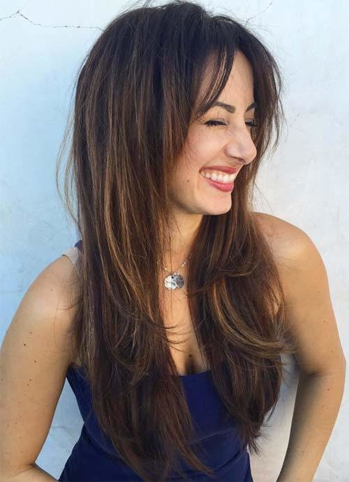 New 101 Layered Haircuts Hairstyles For Long Hair Spring Ideas With Pictures