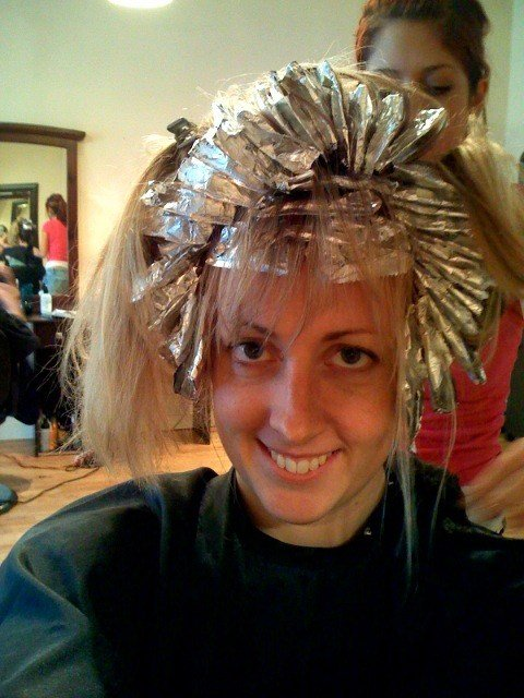 New Foil Hair Coloring « Free Coloring Pages Ideas With Pictures