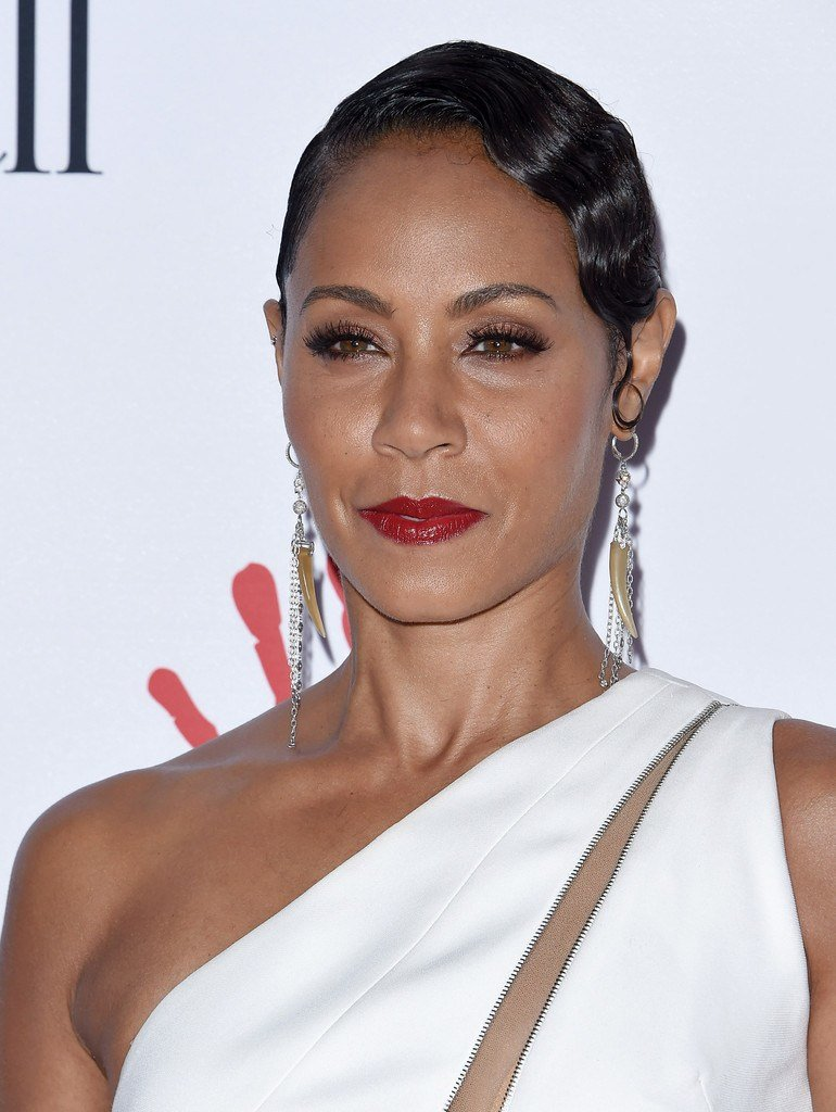 New Jada Pinkett Smith Finger Wave Short Hairstyles Lookbook Stylebistro Ideas With Pictures