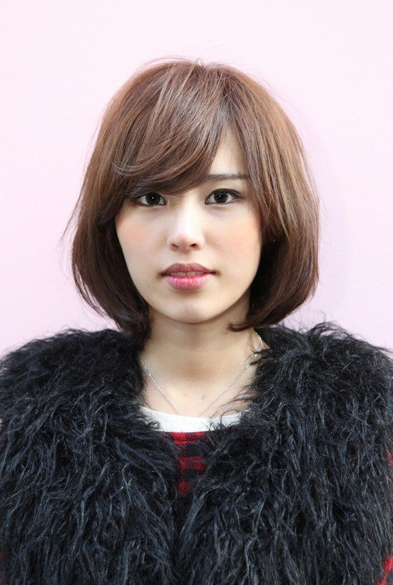 New Messy Medium Bob With Long S*Xy Fringe Simple Easy Ideas With Pictures