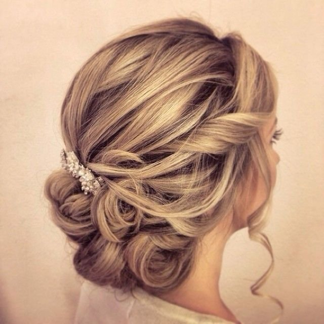 New 35 Romantic Wedding Updos For Medium Hair Wedding Ideas With Pictures