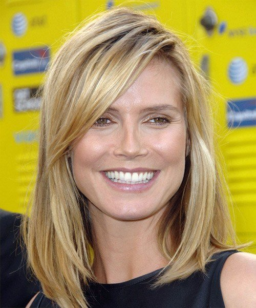 New Heidi Klum Hairstyles In 2018 Ideas With Pictures