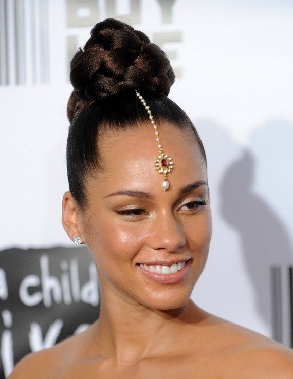 New Wedding Hairstyles For Black Women That Will Turn Heads Ideas With Pictures