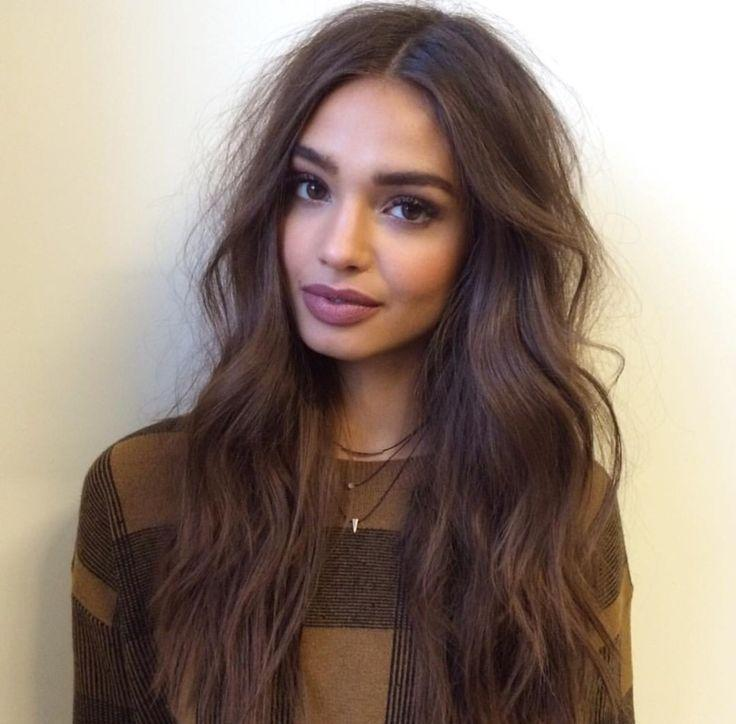 New 30 Chocolate Brown Hair Color Ideas Ideas With Pictures