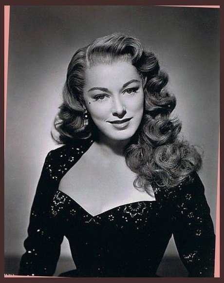 New Hairstyles 40S 50S Ideas With Pictures