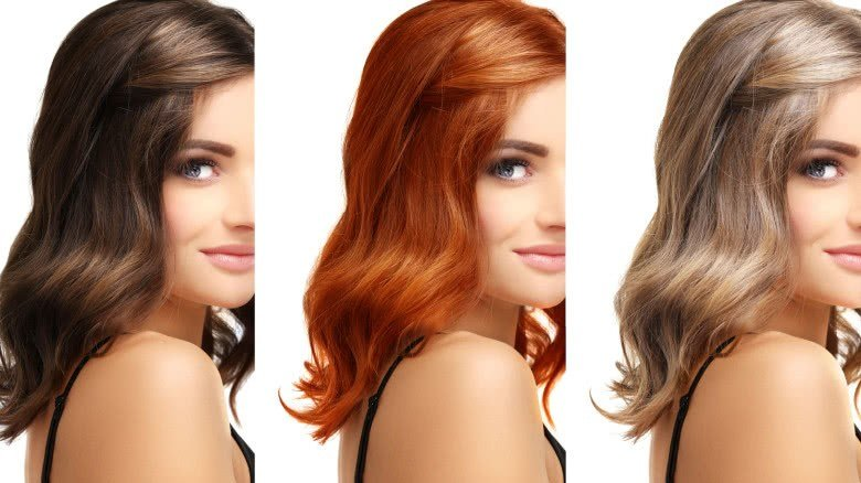 New How To Choose The Perfect Hair Color For Your Skin Tone Ideas With Pictures