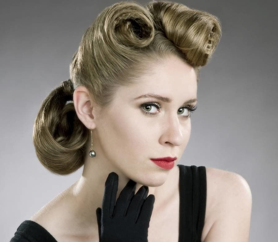 New Hairstyles That Defined The Best Of The 1950S Ideas With Pictures