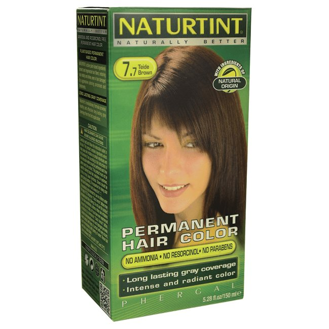 New Naturtint Permanent Hair Color 7 7 Teide Brown 1 Kit Swanson Health Products Ideas With Pictures