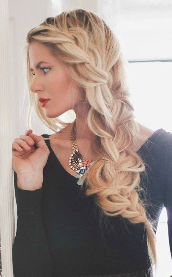 New 50 Cute Braided Hairstyles For Long Hair Ideas With Pictures
