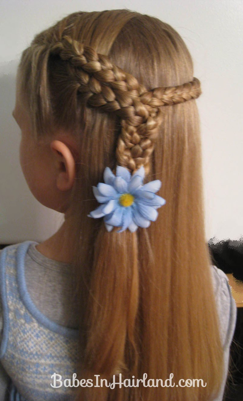 New 3 Braids Into 1 Braid B*B*S In Hairland Ideas With Pictures Original 1024 x 768