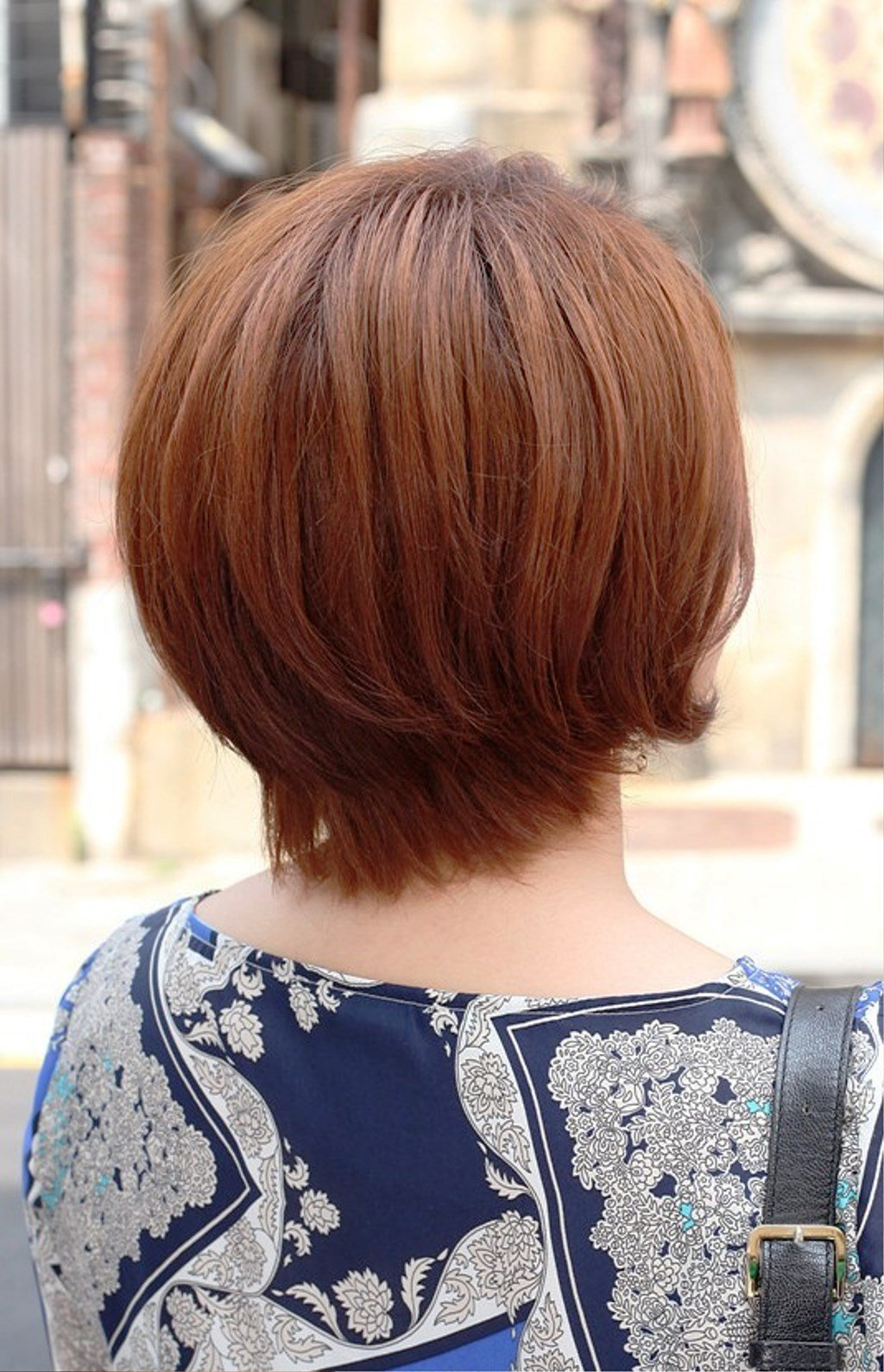 New Long Bob Haircuts Back View Ideas With Pictures