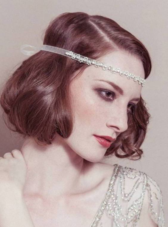 New 1920S Hairstyles Ideas To Vintage Everyday Feed Inspiration Ideas With Pictures