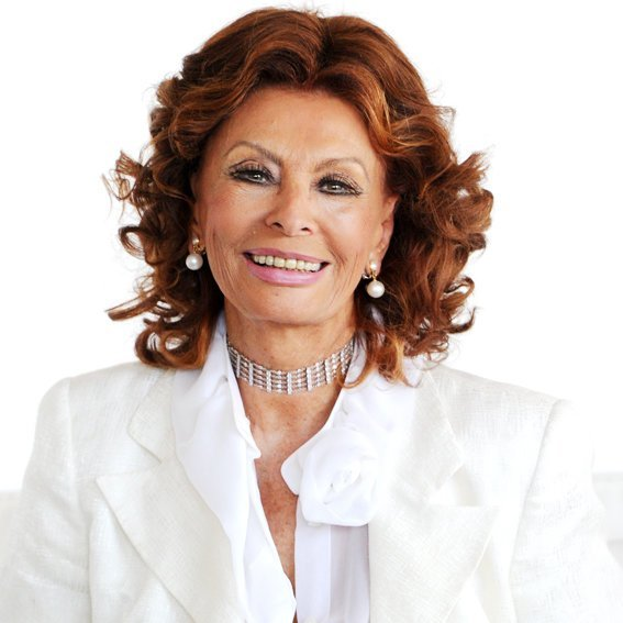 New Sophia Loren S Changing Looks Instyle Com Ideas With Pictures
