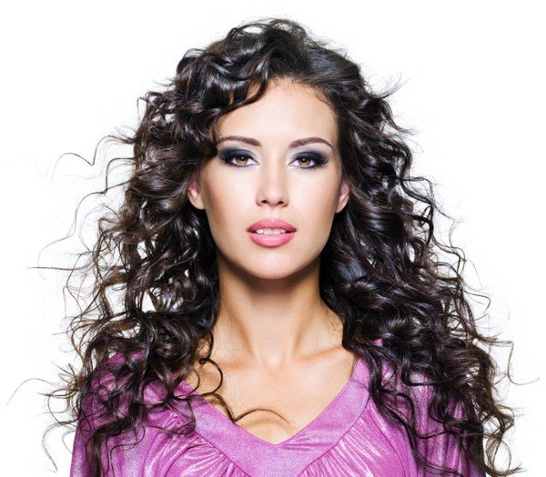 New How To Color Curly Hair Ideas With Pictures