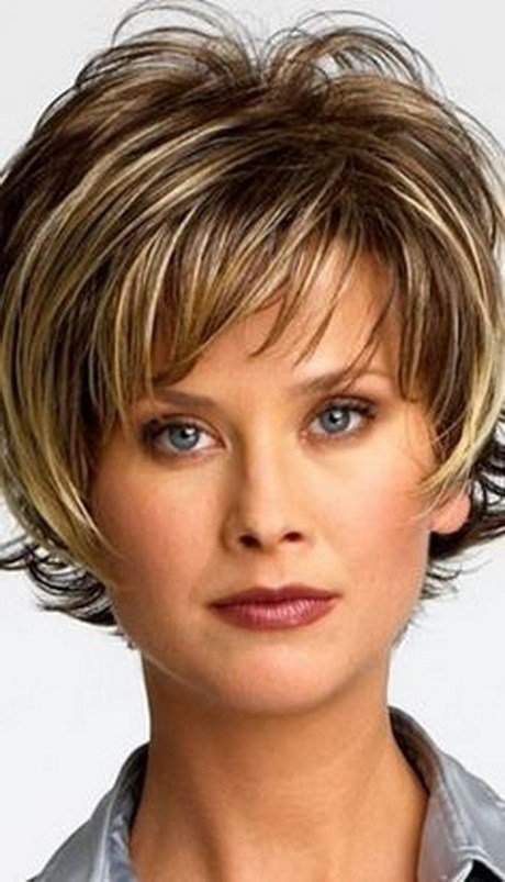 New 2015 Short Hairstyles For Women Over 40 Ideas With Pictures