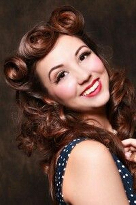 New 50S Hairstyles For Long Hair Ideas With Pictures