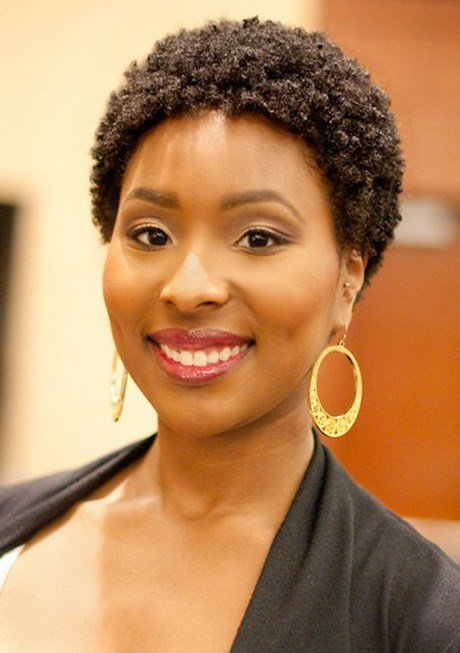 New Hairstyles For Short Natural Black Hair Ideas With Pictures