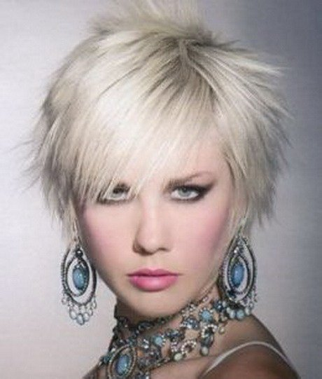 New Short Funky Hairstyles For Women Ideas With Pictures