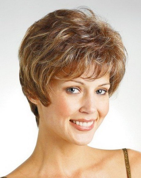 New Short Hairstyles For Middle Aged Women Ideas With Pictures