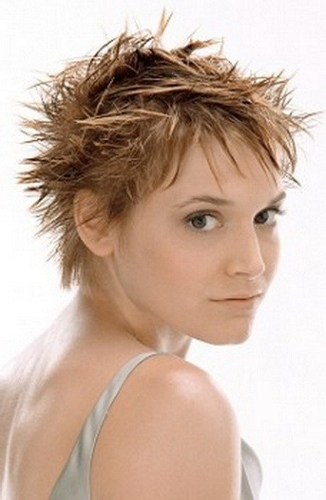 New Short Spiky Hairstyles For Women Ideas With Pictures