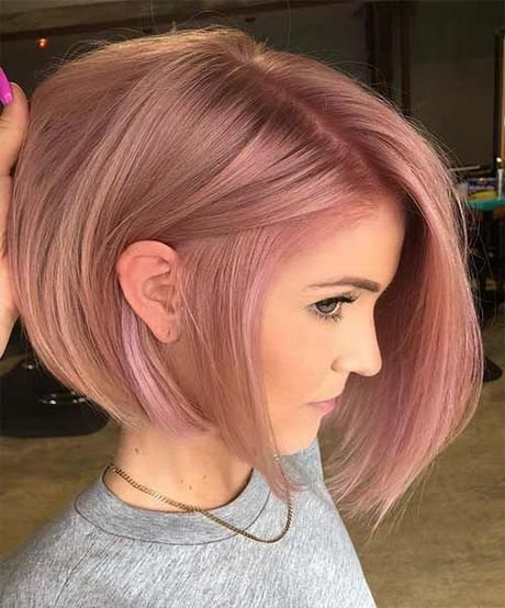 New Short Hairstyles For Spring 2019 Ideas With Pictures
