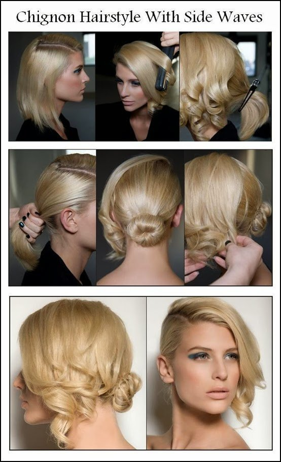 New 12 Beautiful Fashionable Step By Step Hairstyle Tutorials Styles Weekly Ideas With Pictures