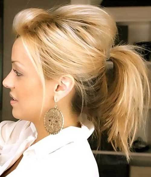 New 30 Easy And Cute Hairstyles Hairstyles Haircuts 2016 Ideas With Pictures