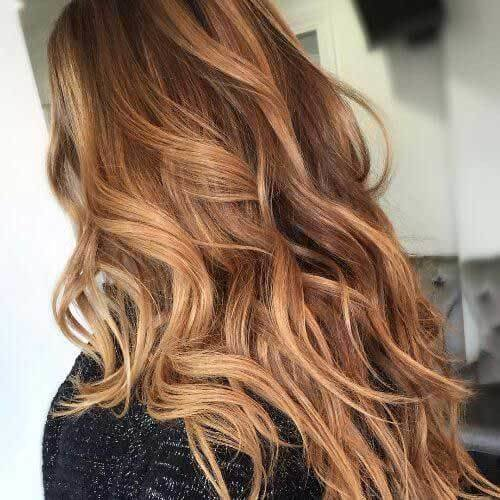 New Most Popular Hair Colors For Long Hair Hairstyles Ideas With Pictures