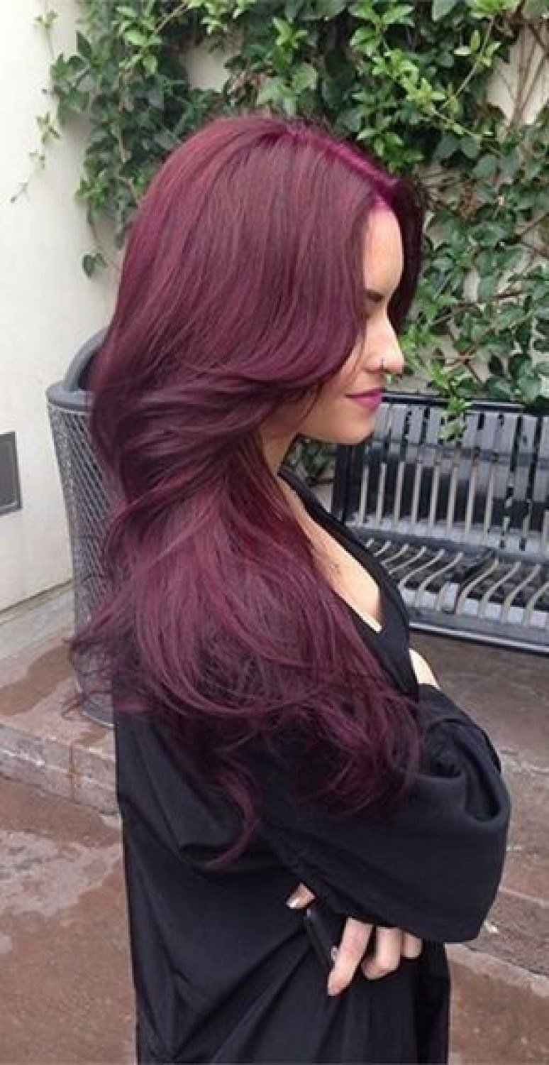 New Alerte Le Burgundy La Couleur Qui Va Vous Rendre Dingue Ideas With Pictures