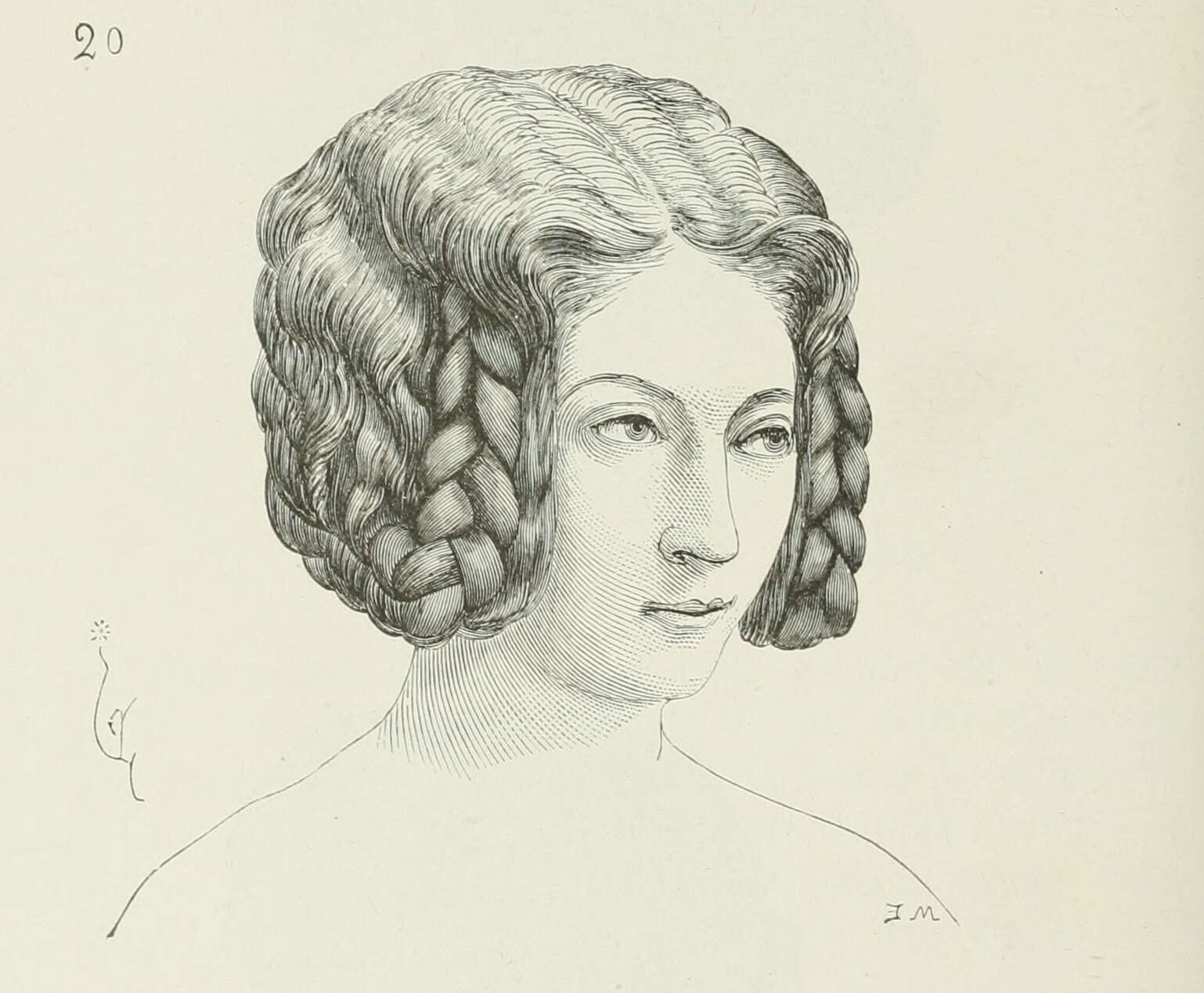 New Fourteenth Century Hairstyle – Old Book Illustrations Ideas With Pictures Original 1024 x 768