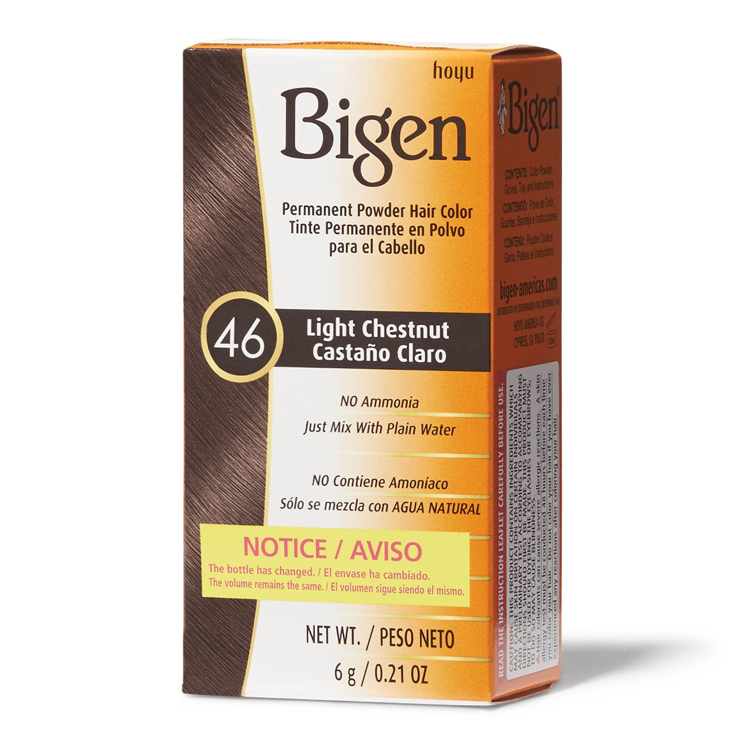 New Bigen Permanent Powder Hair Color Ideas With Pictures