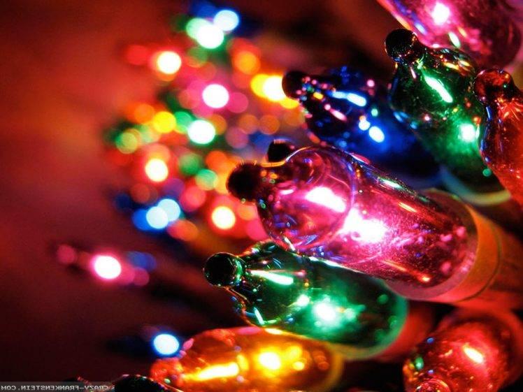 christmas lights wallpapers hd
