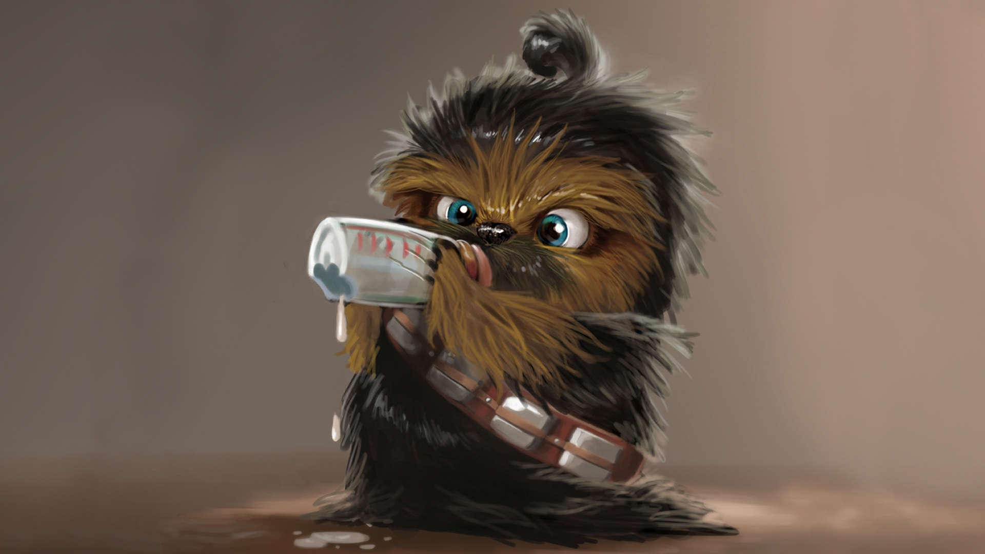Star wars chewbacca baby Wallpapers HD / Desktop and Mobile Backgrounds