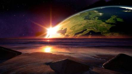 space landscape fantasy wallpapers hd background desktop backgrounds resolution nature mobile screen px tags wallup