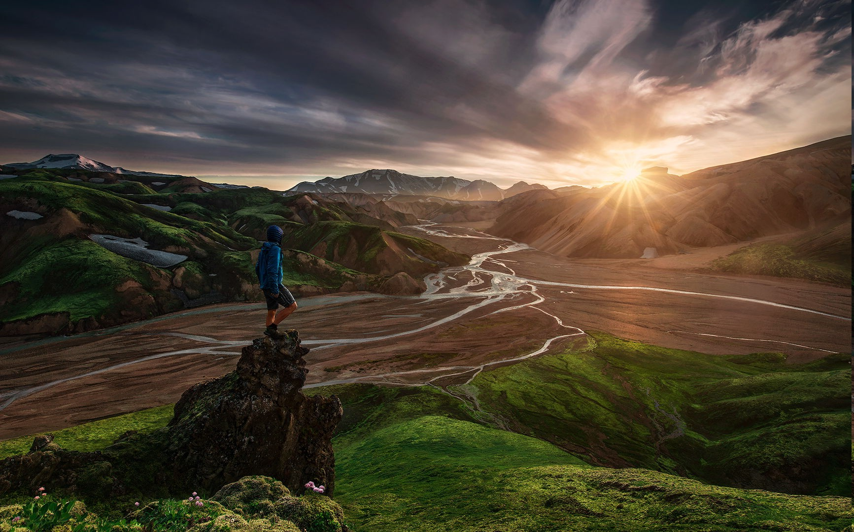 Beautiful Animal Pictures Wallpaper Landscape Max Rive Nature River Mountain Wallpapers Hd